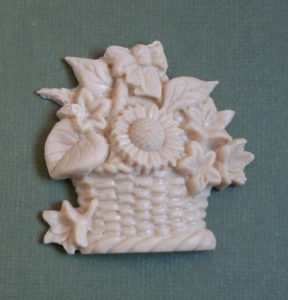 Panier fleur Azalées
