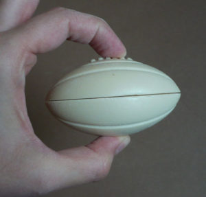ballon rugby assemblé