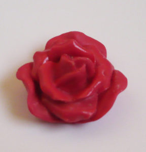 forme rose pour moule silicone