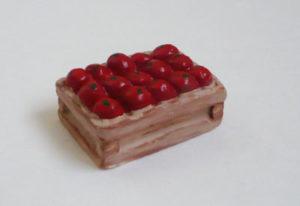 mini cagette peinture