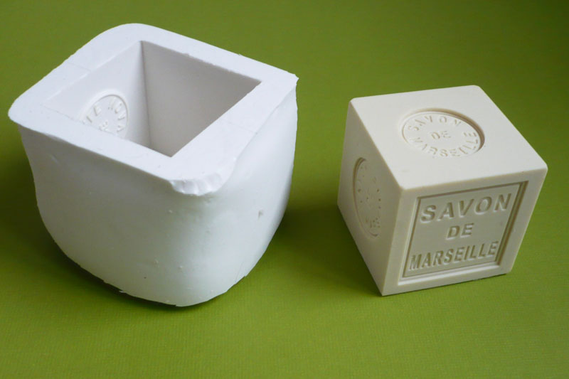 moule silicone savon de marseille