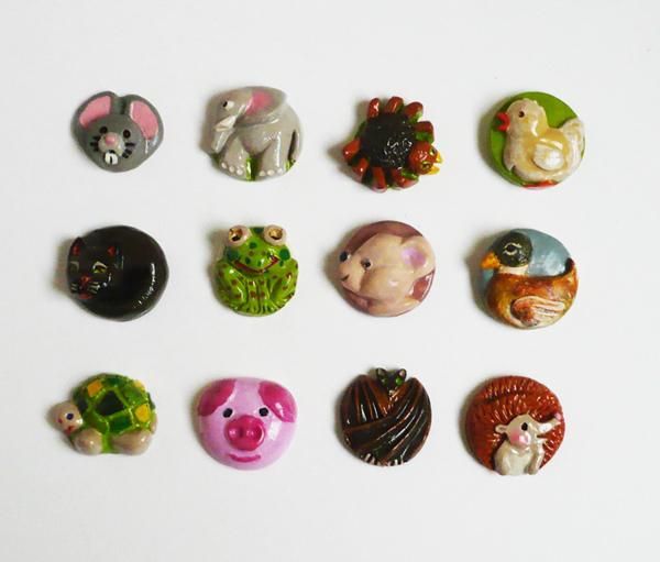 pastilles animaux moule silicone