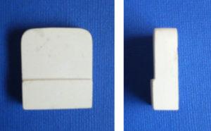 socle rectangle ensemble